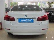 Bán BMW 5 Series 520i đời 2013, màu trắng, nhập khẩu   giá 1 tỷ 400 tr tại Hà Nội