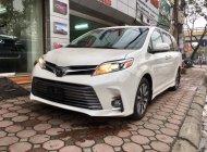 Cần bán Toyota Sienna Limited sx tháng 9/2019, màu trắng, nhập Mỹ mới 100% giá 4 tỷ 350 tr tại Tp.HCM