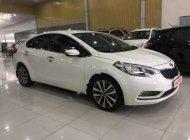 Cần bán gấp Kia K3 sản xuất 2014, màu trắng số sàn, giá tốt giá 465 triệu tại Phú Thọ