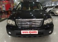 Bán xe Ford Escape đời 2004, màu đen giá 225 triệu tại Phú Thọ