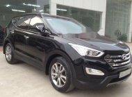 Cần bán xe Hyundai Santa Fe năm sản xuất 2013, màu đen, nhập khẩu giá 1 tỷ 100 tr tại Nghệ An
