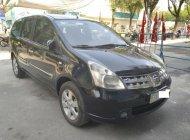 Bán xe Nissan Grand livina 2011, số tự động, màu đen, nguyên bản, mua về là chạy giá 360 triệu tại Tp.HCM