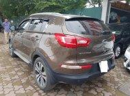 Cần bán gấp Kia Sportage 2.0AT năm 2011, màu nâu, xe nhập, giá chỉ 540 triệu giá 540 triệu tại Hà Nội
