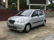 Cần bán lại xe Kia Morning sản xuất 2007, màu bạc, nhập khẩu nguyên chiếc giá 128 triệu tại Phú Thọ