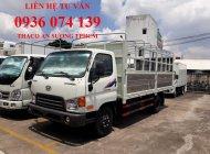 Xe tải Hyundai HD650 tải 6400kg, hỗ trợ góp 80% tại TPHCM giá 597 triệu tại Tp.HCM