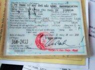 Cần bán Fiat Doblo 2003 xe đẹp, màu đen giá 58 triệu tại Hà Nội