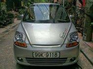 Bán Chevrolet Spark đời 2009, màu bạc giá Giá thỏa thuận tại Hà Nội