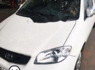 Bán xe cũ Toyota Vios đời 2004, màu trắng xe gia đình giá 210 triệu tại Đà Nẵng