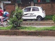 Bán Chevrolet Spark sản xuất 2009, màu trắng   giá 106 triệu tại Thái Nguyên