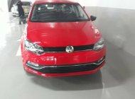 Cần bán Volkswagen Polo E sản xuất 2018, màu đỏ, nhập khẩu nguyên chiếc giá cạnh tranh giá 695 triệu tại Tp.HCM