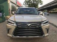 Bán Lexus LX570 nhập Mỹ, màu vàng, sản xuất 2018, mới 100%, bản Full, xe giao ngay giá 9 tỷ 188 tr tại Hà Nội