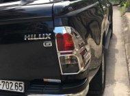 Bán Toyota Hilux 2016, màu đen, nhập khẩu Thái Lan   giá 730 triệu tại Hà Nội