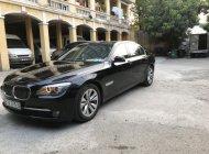 Cần bán xe BMW 7 Series 730Li đời 2011, màu đen, nhập khẩu giá 1 tỷ 200 tr tại Tp.HCM