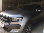 Bán Ford Ranger Wildtrak 3.2L 4x4 AT sản xuất 2016, màu bạc, xe nhập, 828tr giá 828 triệu tại Quảng Ninh