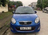 Bán Kia Morning năm sản xuất 2011, màu xanh, giá tốt giá 205 triệu tại Thái Nguyên