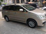 Bán ô tô Toyota Innova E sản xuất năm 2013, màu vàng số sàn giá 509 triệu tại Hà Nội