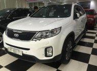 Cần bán xe Kia Sorento GATH sản xuất năm 2016, màu trắng số tự động, giá 830tr giá 830 triệu tại Hà Nội