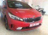 Bán Kia Cerato 1.6 AT sản xuất năm 2017, màu đỏ, giá 625tr giá 625 triệu tại Ninh Bình