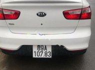 Bán xe Kia Rio 1.4 MT sản xuất 2017, màu trắng, nhập khẩu giá 458 triệu tại Hưng Yên