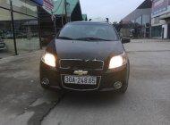 Cần bán lại xe Chevrolet Aveo LTZ 1.5 AT 2014, màu đen, giá chỉ 335 triệu giá 335 triệu tại Hà Nội