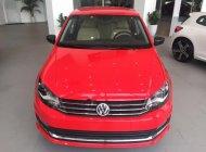Bán Volkswagen Polo GP 1.6 AT sản xuất năm 2017, màu đỏ, nhập khẩu giá 699 triệu tại Hà Nội
