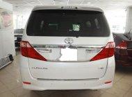 Bán xe Toyota Alphard 3.5 V6 sản xuất năm 2014, màu trắng, xe nhập giá 2 tỷ 800 tr tại Hà Nội