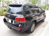 Cần bán gấp Lexus LX 570 đời 2009, màu đen, nhập khẩu nguyên chiếc chính chủ giá 2 tỷ 750 tr tại Hà Nội
