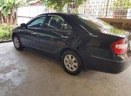 Cần bán lại xe Toyota Camry năm sản xuất 2003, màu đen, giá chỉ 350 triệu giá 350 triệu tại Hải Dương