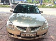 Salon bán Mitsubishi Lancer 1.6 GLX AT 2004, màu vàng cát giá 268 triệu tại Hà Nội