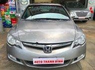 Cần bán gấp Honda Civic 2.0 2008, màu xám số tự động, giá 420tr giá 420 triệu tại Tp.HCM