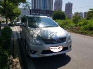 Bán ô tô Toyota Innova 2.0E đời 2012, màu bạc giá 508 triệu tại Hà Nội