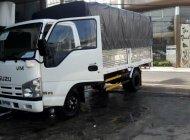 Xe tải Isuzu Vĩnh Phát/ Isuzu VM 3.49 tấn, Thùng mui bạt dài 4.3 mét, giá tốt, hỗ trợ trả góp cao 80% giá 475 triệu tại Tp.HCM