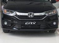 Bán xe Honda City 1.5TOP sản xuất 2018, màu đen giá 599 triệu tại Tp.HCM