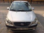 Bán Hyundai Getz đời 2010, màu bạc, nhập khẩu   giá 245 triệu tại Hà Nội