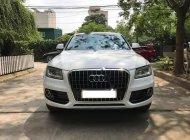 Bán Audi Q5 2.0T năm 2012, màu trắng, nhập khẩu nguyên chiếc giá 1 tỷ 320 tr tại Hà Nội