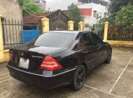 Bán Mercedes C200 sản xuất 2001, màu đen, xe nhập giá 179 triệu tại Nam Định