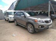 Bán Kia Sorento GAT 2.4L 4WD 2013, màu xám  giá 500 triệu tại Lâm Đồng