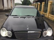 Bán xe Mercedes C200 Kompressor AT đời 2001, màu đen giá 175 triệu tại Nam Định