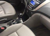 Cần bán lại xe Hyundai Accent đời 2013, màu nâu, nhập khẩu nguyên chiếc, giá 420tr giá 420 triệu tại Thanh Hóa