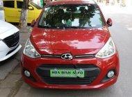 Chính chủ bán Hyundai Grand i10 1.0 AT đời 2015, màu đỏ, nhập khẩu giá 365 triệu tại Hải Phòng