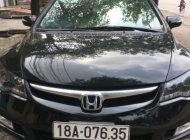 Bán xe Honda Civic 2.0 AT năm 2008, màu đen  giá 335 triệu tại Thái Nguyên