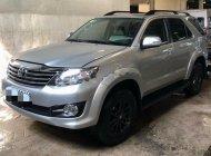 Bán xe Toyota Fortuner đời 2015, màu bạc   giá 868 triệu tại Tp.HCM