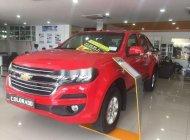 Bán xe Chevrolet Colorado 2.5 đời 2018, màu đỏ, giá tốt giá 624 triệu tại Bình Phước