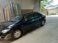 Bán Honda Civic đời 2008, màu đen   giá 302 triệu tại Thái Nguyên