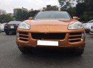 Chính chủ bán Porsche Cayenne 3.6 V6 đời 2008, nhập khẩu, màu cam giá 1 tỷ 100 tr tại Tp.HCM
