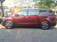 Cần bán xe Kia Sedona sản xuất 2018, màu đỏ giá Giá thỏa thuận tại Tp.HCM