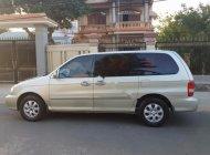 Bán Kia Carnival GS 2.5 AT năm sản xuất 2009, màu vàng cát giá 278 triệu tại BR-Vũng Tàu