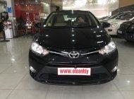 Bán Toyota Vios 1.5EMT đời 2015, màu đen giá 465 triệu tại Phú Thọ