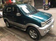 Bán Daihatsu Terios MT 4WD sản xuất 2004, màu xanh giá 190 triệu tại Hà Nội