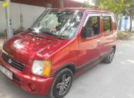 Bán Suzuki Wagon R đời 2002, màu đỏ, giá tốt giá 85 triệu tại Tp.HCM